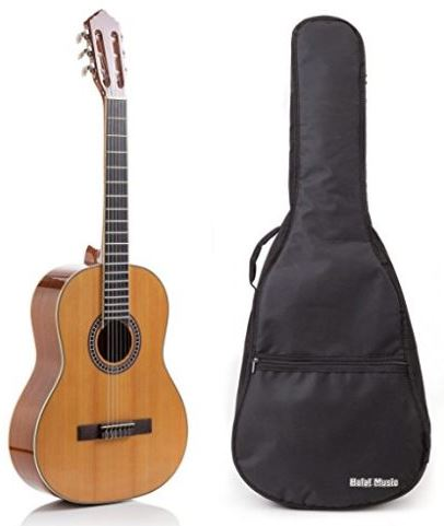 Hola Music HG 39GLS Classical Guitar