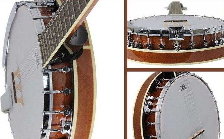 Jameson Guitars 5-String Banjo