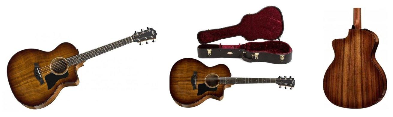 Taylor Guitars 224ce-K DLX Koa