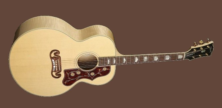 Gibson J-200 Antique Natural