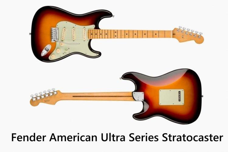 Fender American Ultra Series Stratocaster
